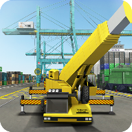 Cargo Ship Manual Crane 17 APK