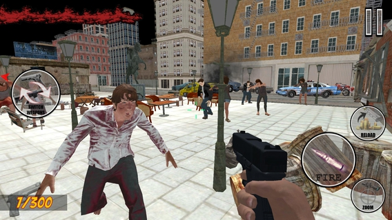 Zombie Fighter APK 1 1 7 - download free apk from APKSum