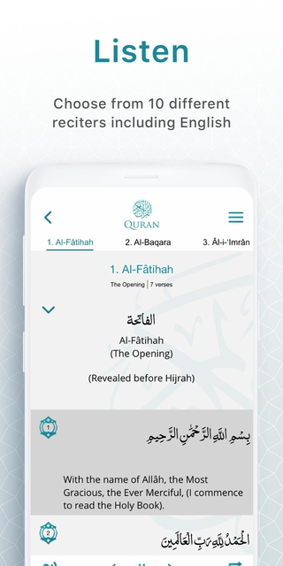 The Holy Quran APK 4 072q - download free apk from APKSum