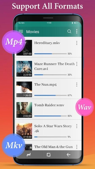 Video Player APK 1 1 3 - download free apk from APKSum