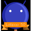 Lollipop 5.0 Dark Blue APK