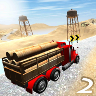 Truck Speed Driving 2 APK