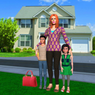 Family Nanny Mom's Helper Mother Simulator APK