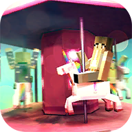 Girls Themepark Craft APK