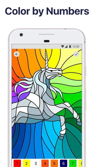 Paint by numbers apk 2 2 0 download free apk from apksum Coloring book 2018 apk