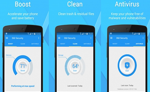 download 360 security pro apk free
