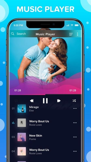 Music Player APK 1 3 - download free apk from APKSum