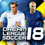 Dream League Soccer 2018 5.04 icon
