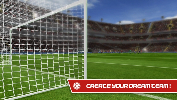 Dream League Soccer 2018 5.04 apk screenshot