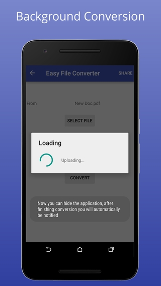 Easy File Converter APK 1 1 9 - download free apk from APKSum
