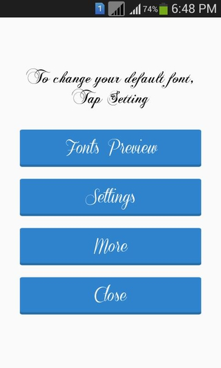 Stylish Fonts #2 APK 1 15 - download free apk from APKSum
