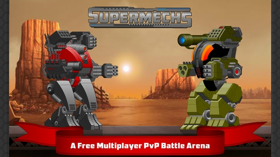 Super Mechs 4.501 apk screenshot