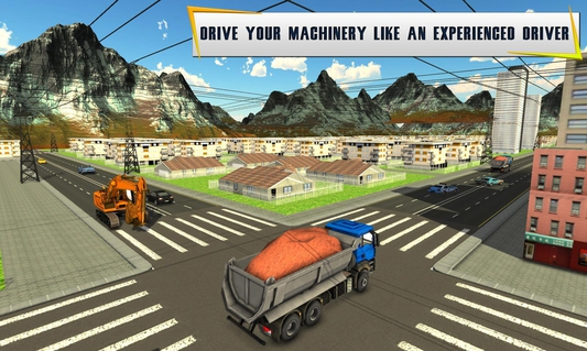 Construction Simulation 2018 APK 1 2 - download free apk
