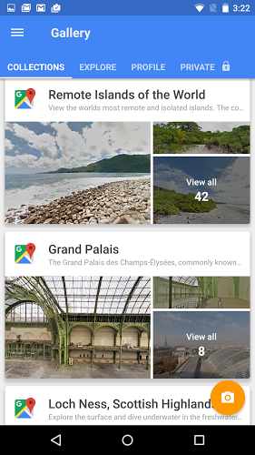 Street View 2.0.0.178033767 apk screenshot