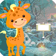 Kavi Escape Game 534 Petite Giraffe Rescue Game APK