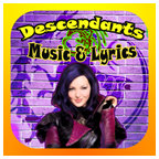 Descendants Music and Lyrics APK