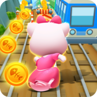 Subway Cat Princess APK