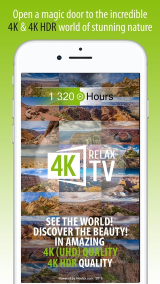 4K Nature Relax TV APK 1 5 0 3 - download free apk from APKSum