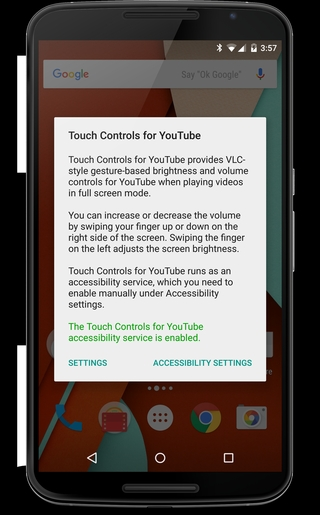 Touch Controls for YouTube APK 1 1 16 - download free apk from APKSum