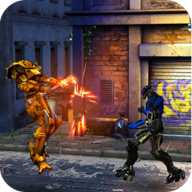 Modern Robot Fighting: Steel Robot War APK