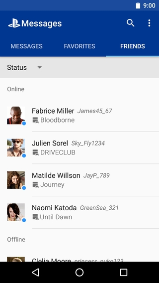 PS Messages APK 18 09 15 11269 - download free apk from APKSum