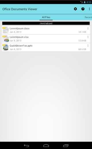 Mobile Document Viewer APK 1 5 2 - download free apk from APKSum