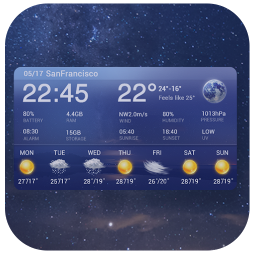 Alley Widget APK