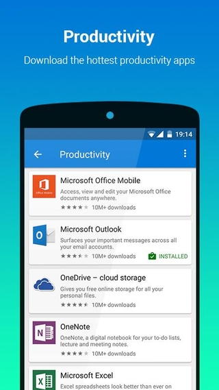 Microsoft Apps APK 3 5 8 - download free apk from APKSum