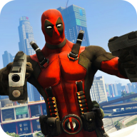 Real Deadpool Simulator 2018 APK