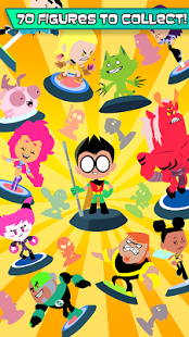 Teeny Titans 1.1.2 apk screenshot