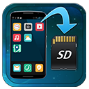 Application to SD card APK