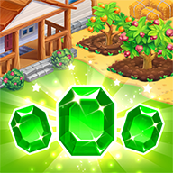 Diamond Treasure: Free Jewel Match 3 Games APK