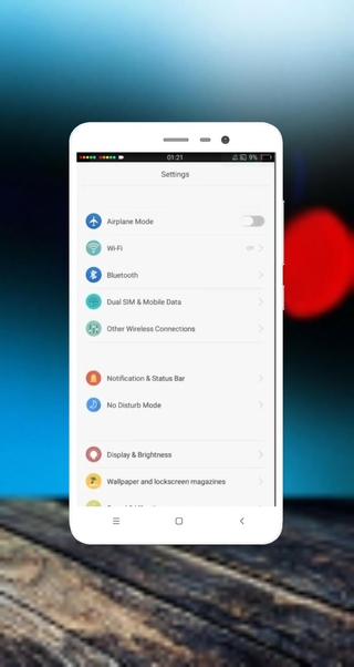 OPPO ColorOS Theme APK 1 12 - download free apk from APKSum