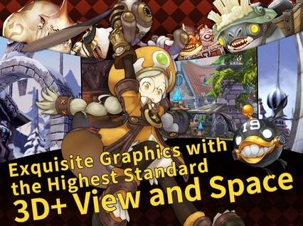 dragon nest m apk korean