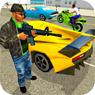 San Andreas City Crime Fighter APK