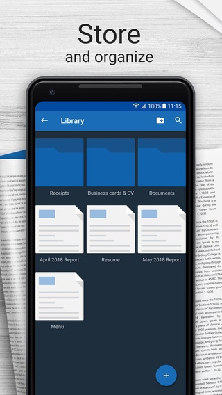 Scanner for Me APK 1 8 - download free apk from APKSum