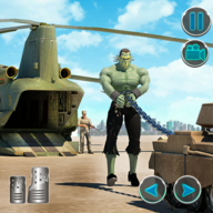 Incredible Monster Russian Army Prisoner Transport APK