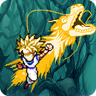 Super Saiyan Adventure - Warrior Game APK