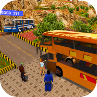 City Traffic Racer: Extreme Bus Driving games APK