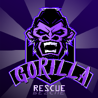 Locked Up Gorilla Rescue APK