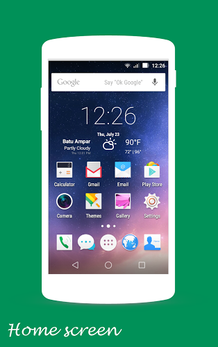 ColorOS 2 1 CM12 1 APK 1 2 - download free apk from APKSum