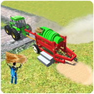 Tractor Games Thresher Simulator 2019 APK