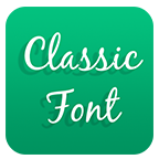 Classic Font for Oppo APK