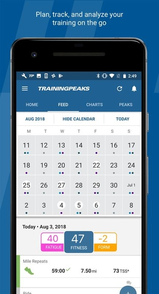 TrainingPeaks APK 6 9 2 - download free apk from APKSum