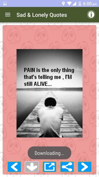 Sad Lonely Painful Love Quotes Full Pack Apk 2 5 Download Free Apk From Apksum