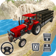Rural Farm Tractor APK