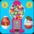 Surprise Eggs Vending Machine APK