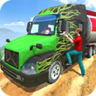 Offroad Oil Tanker Transport Simulator APK