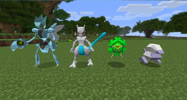 Pixelmon For Mcpe Apk 1 1 Download Free Apk From Apksum