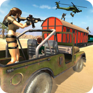Cover Fire 3D Sniper : Free Shooting Game FPS APK